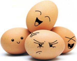 Tác dụng của trị hôi nách bằng trứng gà