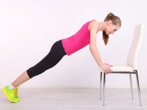 bài tập tăng cân 1-chống đẩy người dốc