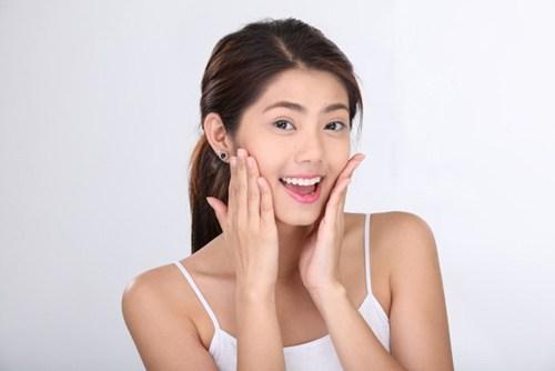 Làm sạch da sau khi đắp mặt nạ