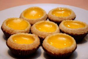 Tăng cân nhanh với món bánh trứng mật ong