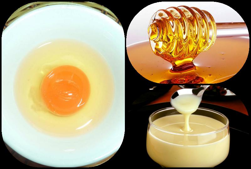 Tăng cân từ trứng gà mật ong sữa đặc