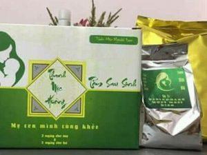 Thuốc tắm sau sinh Thanh Mộc Hương của dân tộc Dao