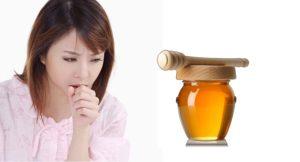 Công dụng của mật ong trong trị ho