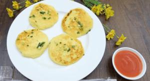 Tăng cân hiệu quả với bánh khoai tây chiên mềm thơm