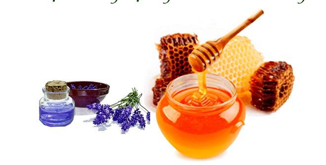 Trị nám hiệu quả bằng mật ong và tinh dầu oải hương
