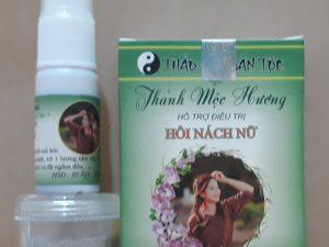 Thuốc trị hôi nách nữ Thanh Mộc Hương