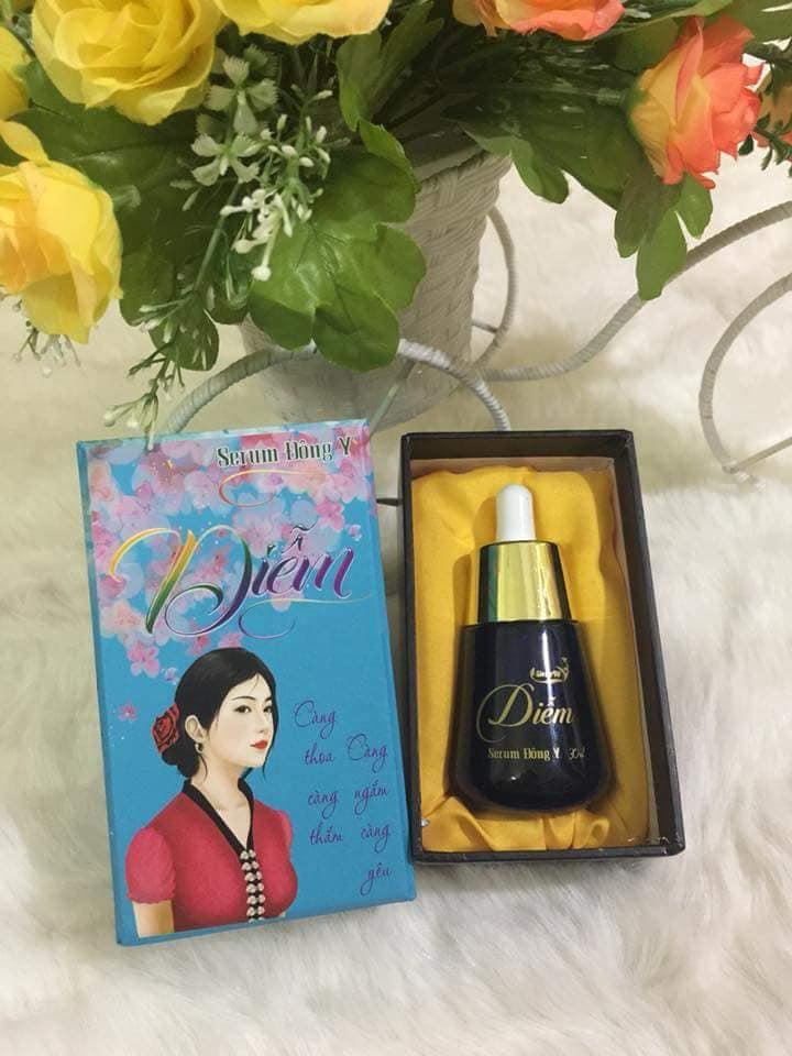 Serum Diễm Thanh Mộc Hương, serum dưỡng da đông y