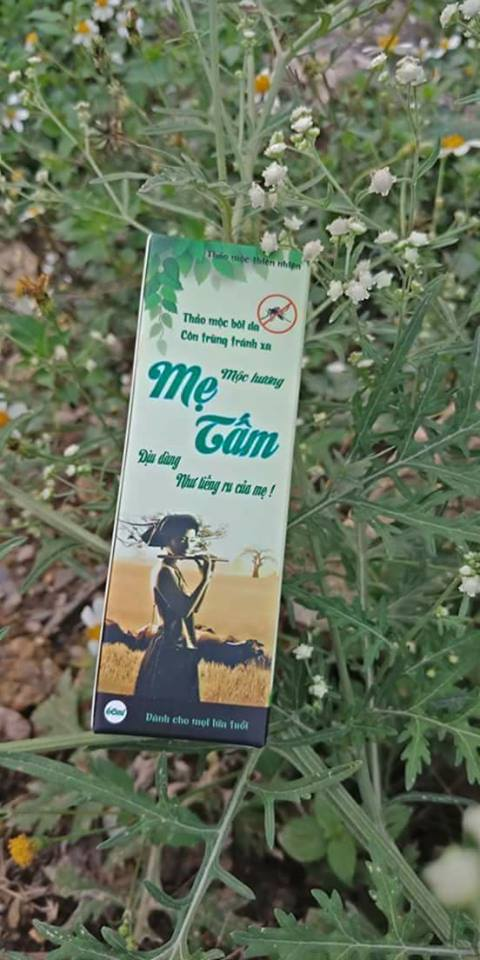 Xịt chống muỗi Mẹ Tấm Thanh Mộc Hương