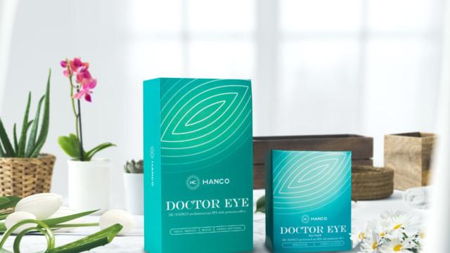 Thảo dược đắp mắt doctor eye tăng thị lực