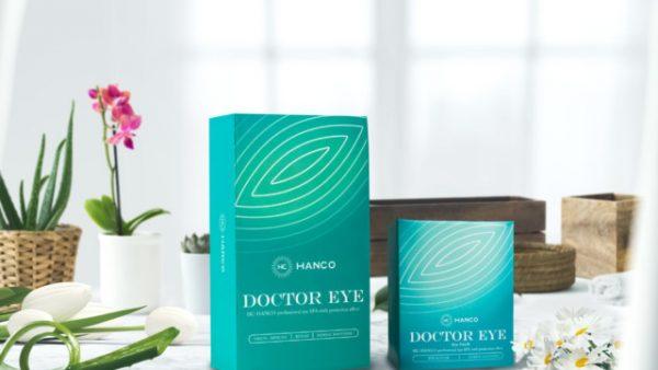Thảo dược đắp mắt tăng thị lực doctor eye