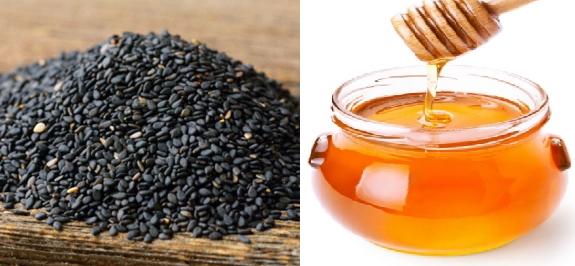 Chữa bệnh trĩ bằng vừng đen kết hợp với mật ong