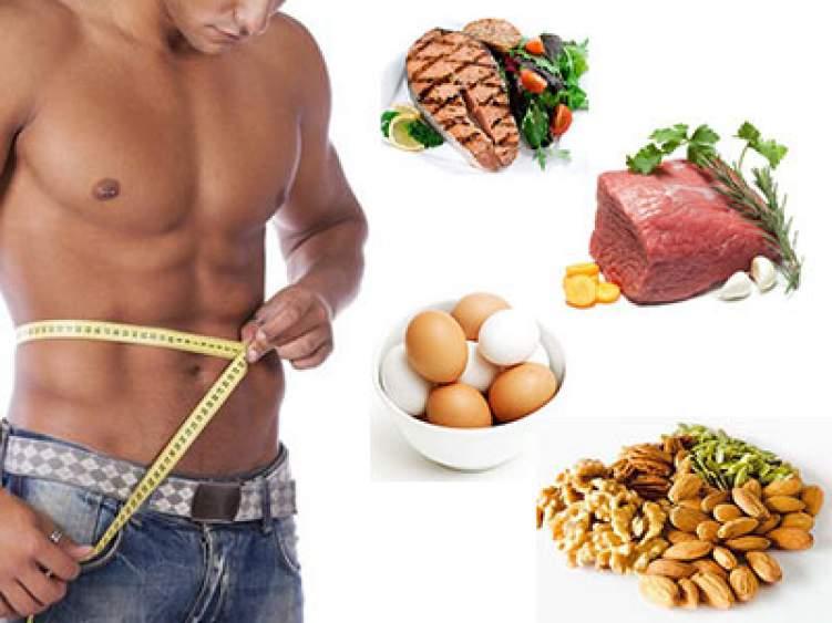 Tăng cường protein để tăng cân nhanh mà không béo bụng