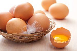 Trứng gà chữa yếu sinh lý nam