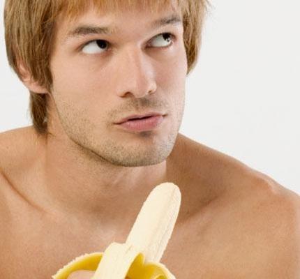 Chữa yếu sinh lý hiệu quả bằng cách ăn chuối trực tiếp