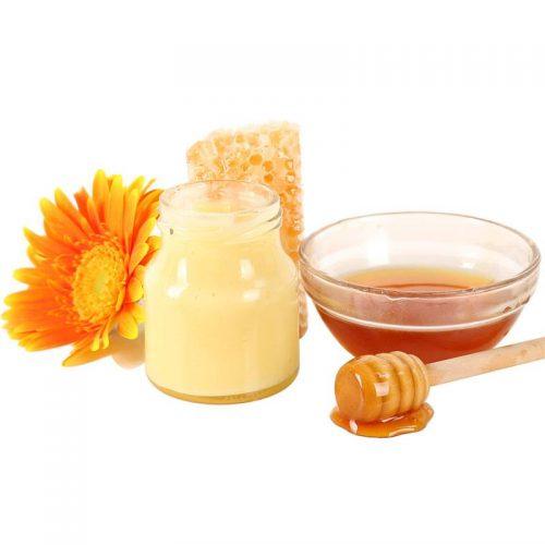 Chữa yếu sinh lý nam bằng sữa ong chúa và mật ong
