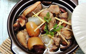 Chữa yếu sinh lý nam bằng thịt vịt hầm đinh hương