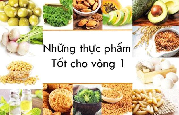 Bổ sung vitamin tăng vòng 1