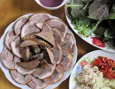 Thịt chó một trong 3 loại thịt chữa yếu sinh lý hiệu quả